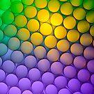 Straws of the Rainbow - iPhone Case by Bryan Freeman
