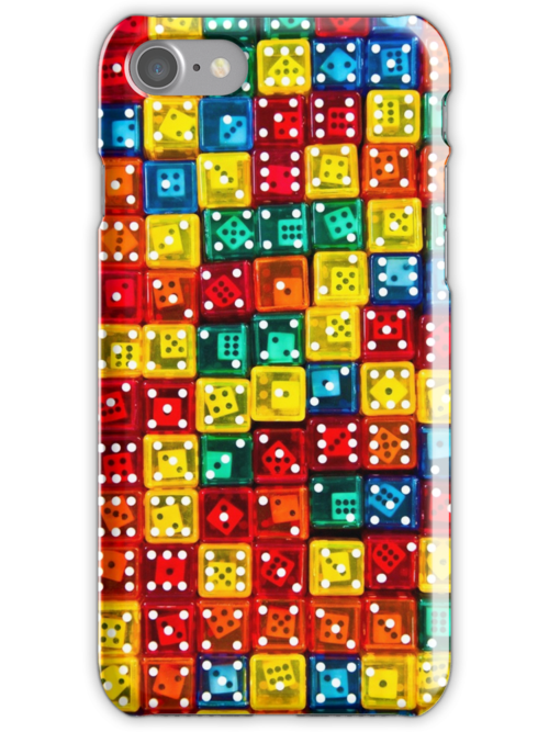 Lots of Dots - iPhone Cover by Bryan Freeman