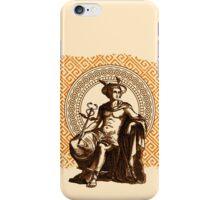 Hermes II - Orange iPhone Case/Skin