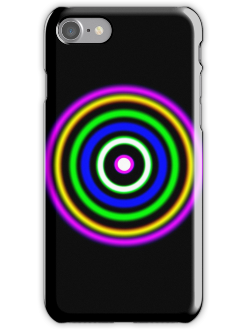 Shock Waves - iPhone Cover by Bryan Freeman