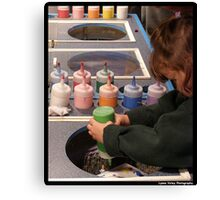 Blue Hill Fair 10 Canvas Print