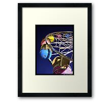 Blue Hill Fair 11 Framed Print