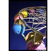 Blue Hill Fair 11 Photographic Print