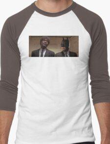 Pulp Fiction - It's Better With Batman Men's Baseball ¾ T-Shirt