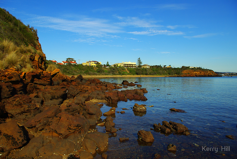 Fisherman's Point by Kerry  Hill