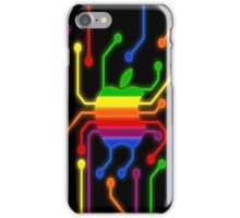 Apple Power Circuit iPhone Case/Skin
