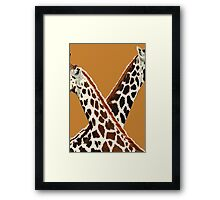 "THE ""PATCH"" X-FAXTOR Framed Print"