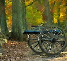 The Gettysburg National Military Park by William Clair