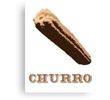 Churro Canvas Print