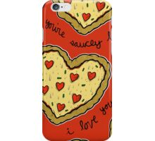 pizzaaa iPhone Case/Skin