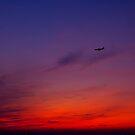 A September Sky.. by Larry Llewellyn