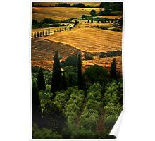 Tuscany, II Poster