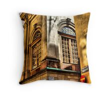 Old Town,Stockholm Throw Pillow