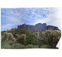 Superstition Mountain 4 Poster