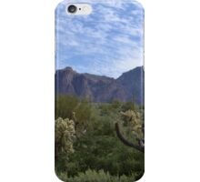 Superstition Mountain 4 iPhone Case/Skin