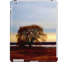 Willow at Sunset iPad Case/Skin