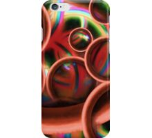 Abstract Circles 2 iPhone Case/Skin