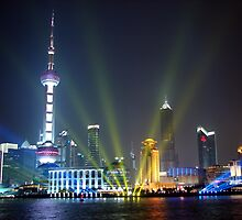 Live, from Shanghai! by Alphafish