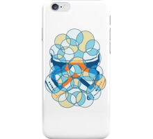 Trooper Abstract iPhone Case/Skin