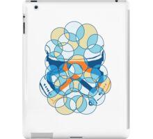 Trooper Abstract iPad Case/Skin
