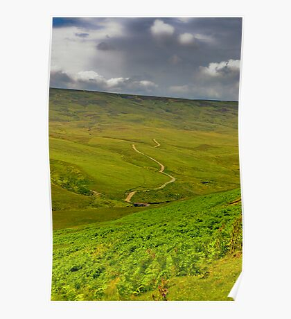 The Long Winding Road Poster