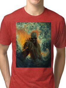 Echoes of Oblivion Tri-blend T-Shirt