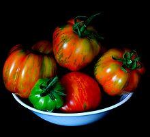 Salad Bowl by Simon Hackney