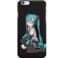 Cute Hatsune Miku iPhone Case/Skin
