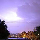 Purple Storm & Lightning by KazM