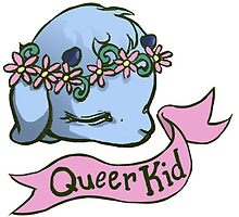 Queer Kid by liseymop