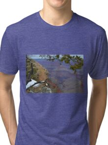 Grand Canyon 14  Tri-blend T-Shirt