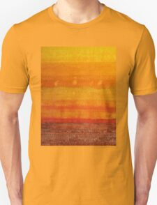 Earth & Sky original painting Unisex T-Shirt