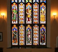 Markree Castle Window by MarathonMan
