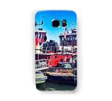 Portsmouth Icons Samsung Galaxy Case/Skin