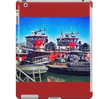 Portsmouth Icons iPad Case/Skin