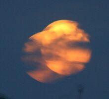 Sun or Mars? by DazF