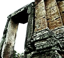 Temple Doorways @ Cambodia by webgrrl