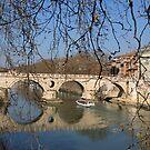The Peaceful Bridge by tintinvb