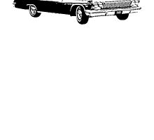 1962 Chevrolet Impala Wagon by garts