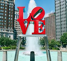 Love in the City of Brotherly Love by Hugh Smith