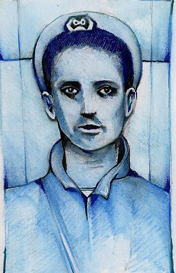 Jack Kerouac  ( The Mystical Beatnik )  by John Dicandia  ( JinnDoW )