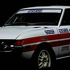 Rally Car by UncaDeej