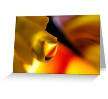 Fingertip Passion Greeting Card