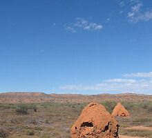 Western Australian outback by airdrie