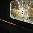 truck window by AKimball
