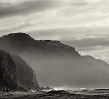 The Boat - Coalcliff by Martin Healey