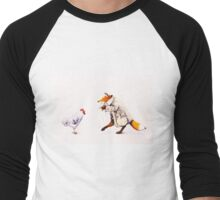 Sprung!  Men's Baseball ¾ T-Shirt