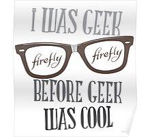 Geek Pride - Firefly Poster