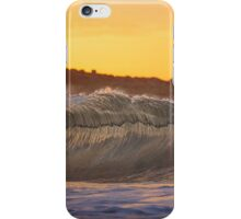 If Only Waves Were People iPhone Case/Skin