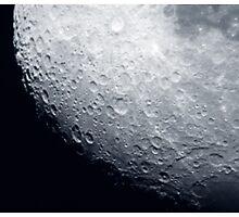 Moon - 9th September 2009 by David Amos